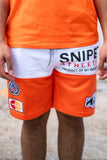 Finessing Colorblock Shorts (Dolphins)