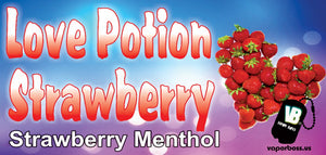 Love Potion Strawberry