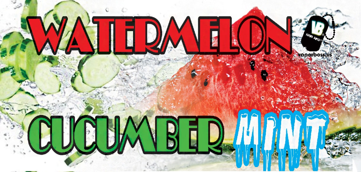 Watermelon Cucumber Mint