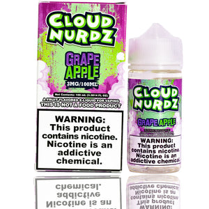Cloud Nurdz Grape Apple