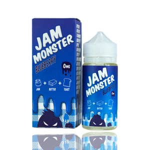 Jam Monster Blueberry 0