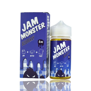 Jam Monster Blueberry | $9.95 | Fast Shipping