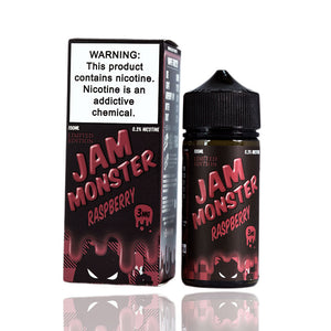 Jam Monster Raspberry 3