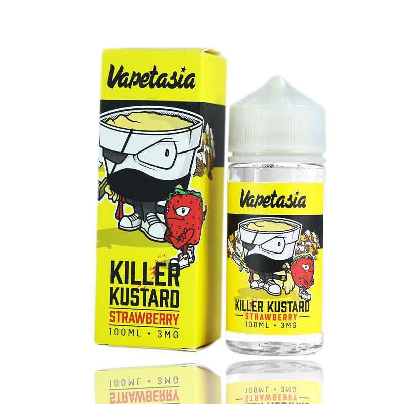 Killer Kustard Strawberry