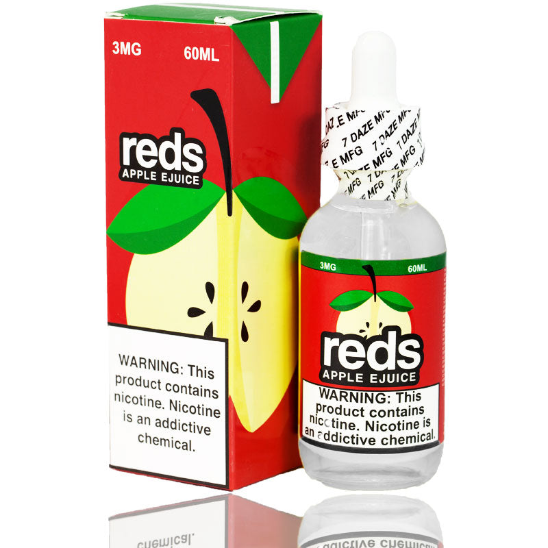 Reds Apple eJuice eLiquid