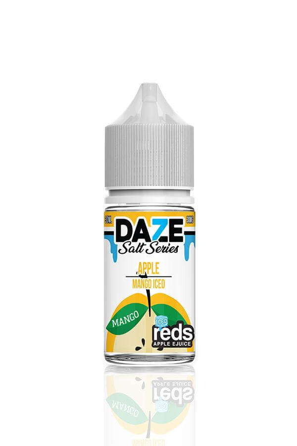 Reds Mango Iced Salt Ejuice Eliquid