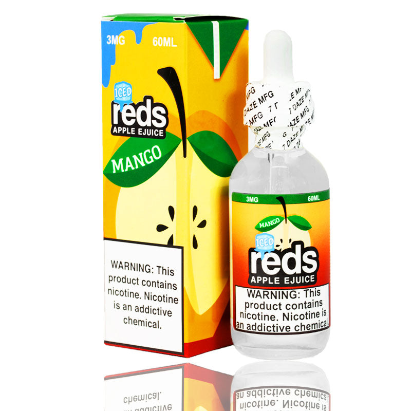 Reds Mango Iced eJuice eLiquid