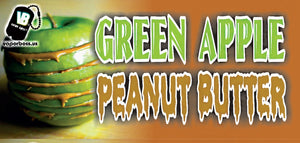 Green Apple Peanut Butter