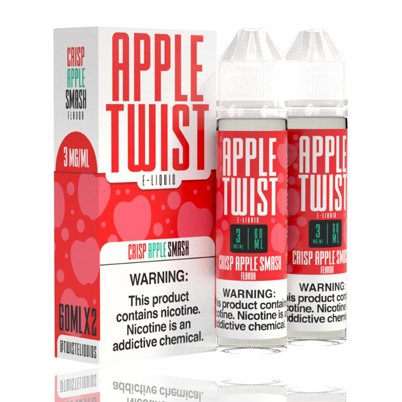 Apple Twist Crisp Apple Smash