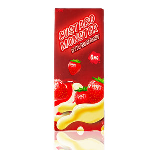 Custard Monster Strawberry By Jam Monster | $10.99