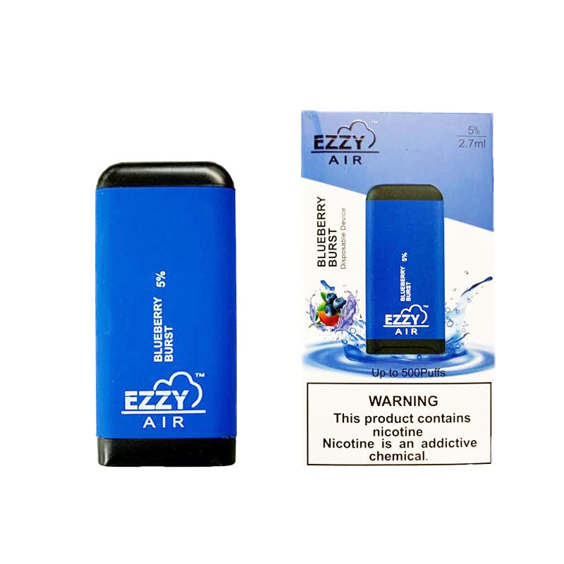 Ezzy Air | 500 Puffs $9.99 | Vapor Boss