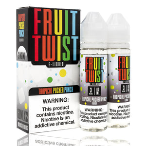 Fruit Twist Tropical Pucker Punch