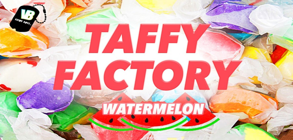 Taffy Factory Watermelon