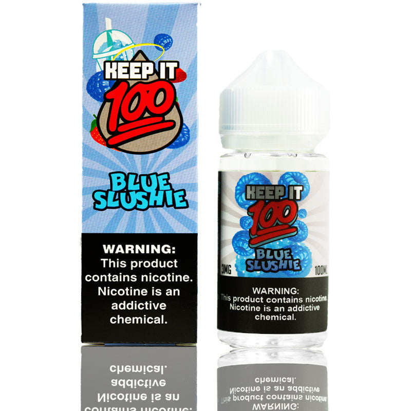Keep It 100 Blue Slushie   |$9.95 | Fast Shipping