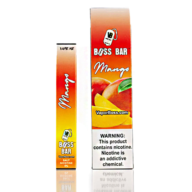 Boss Bar Mango