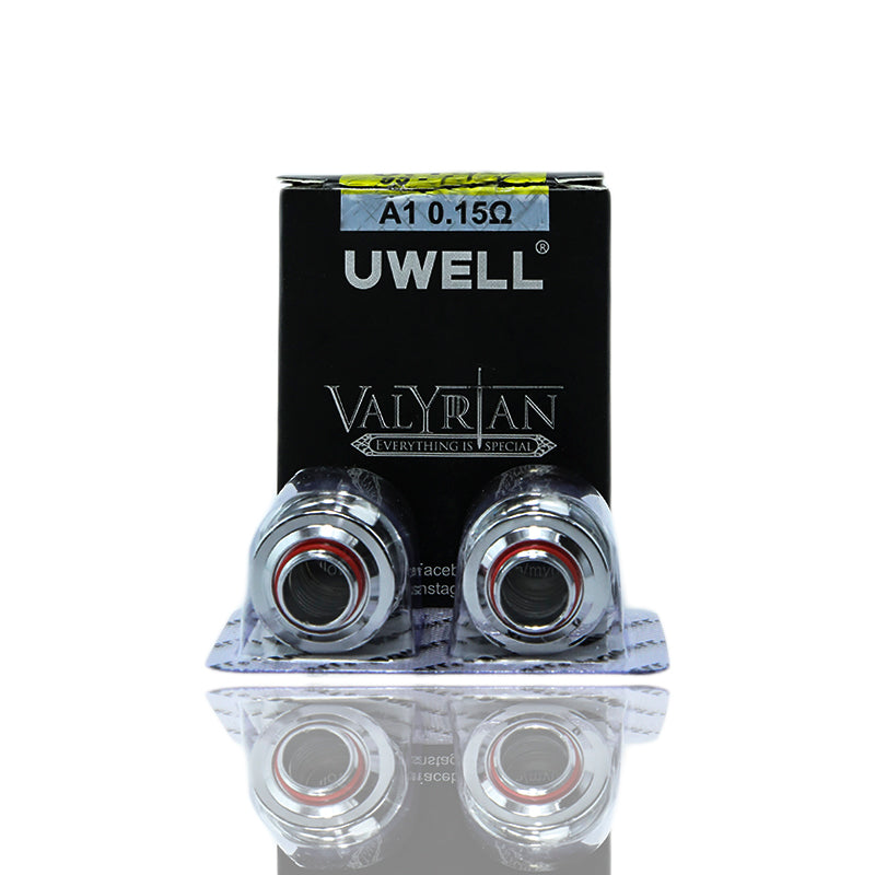 UWell Valyrian Replacement Coils | 2-Pack | Fast Shipping