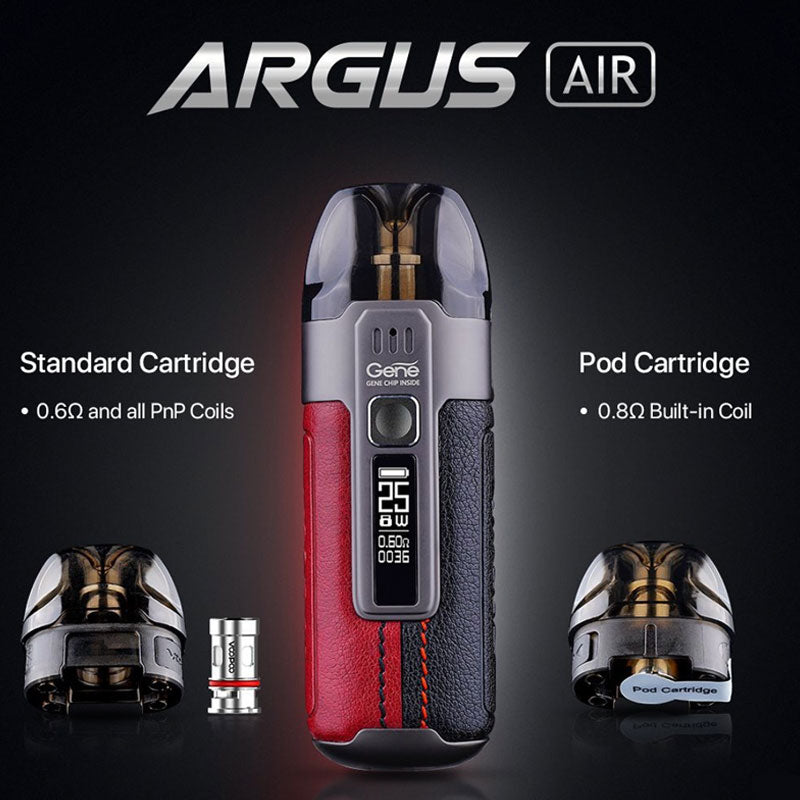 VooPoo Argus Air | $29.99 | 25 watts (100% Authentic)