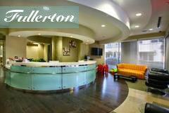 Fullerton dental office