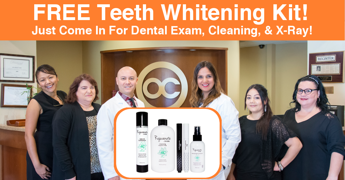 dental orange county Facebook offer