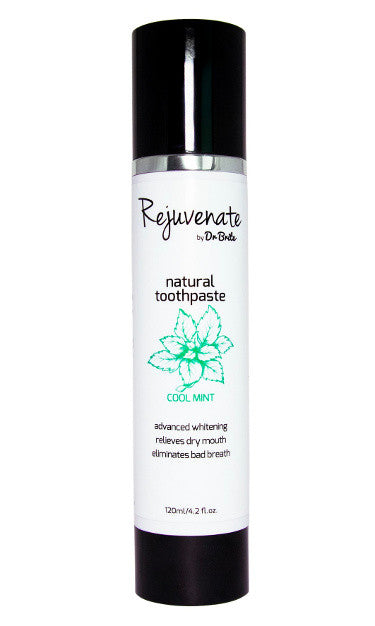 rejuvenate by dr brite natural toothpaste