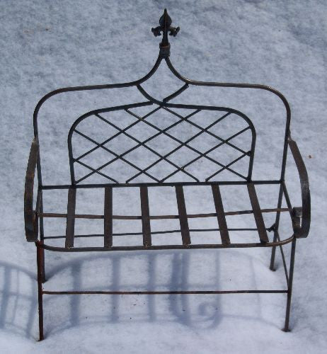 CHILDS GOTHIC BENCH