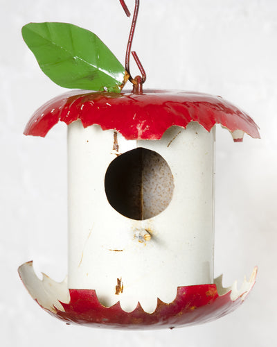 Apple Bird House