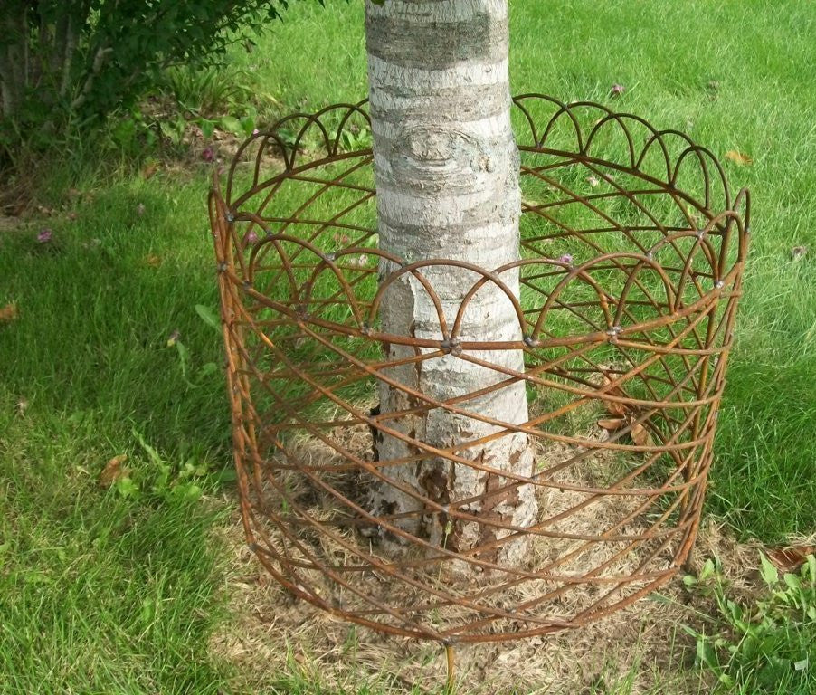 As Shown 2 Hoop Circle Fence