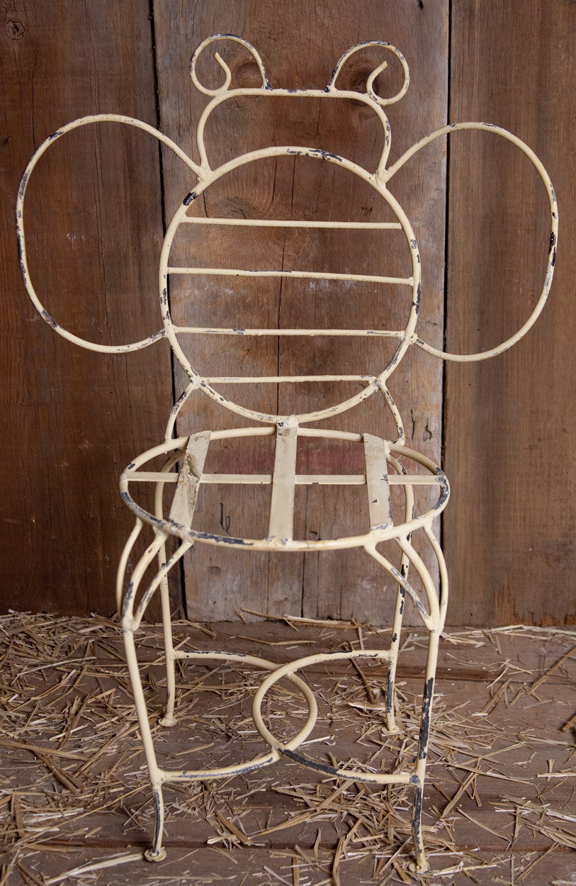 Bee Child's Chair