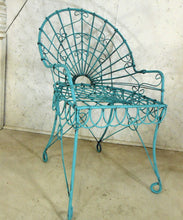 Antique Style Chair with Loops