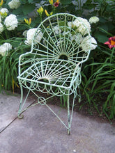 Antique Style Adult Chair with Loops