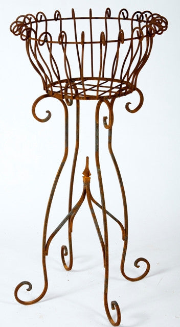 FORGED PLANT STAND