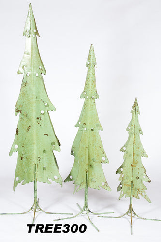 SET OF 3 CHRISTMAS TREES 