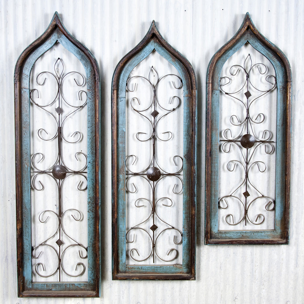 Blue Wash Pointed 