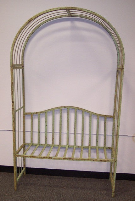 Plain Arch with Strap Seat