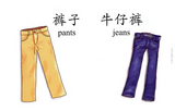 My Pocket Chinese (3) In the Wardrobe (Simplified Character Version)