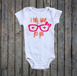 Baby Girls Valentine S Day Collection Tagged Baby Girl Bodysuits