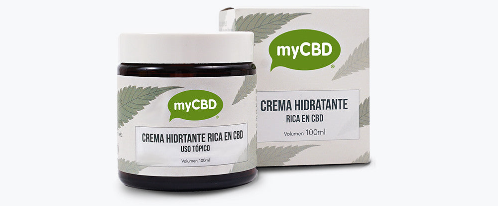 Crema MyCBD Forte 100ml (250mg CBD)