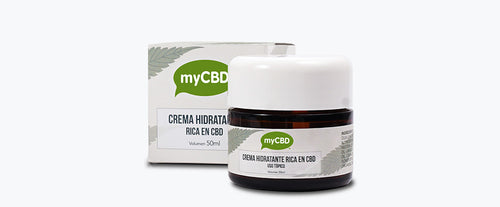 Crema MyCBD 50ml (125mg CBD)