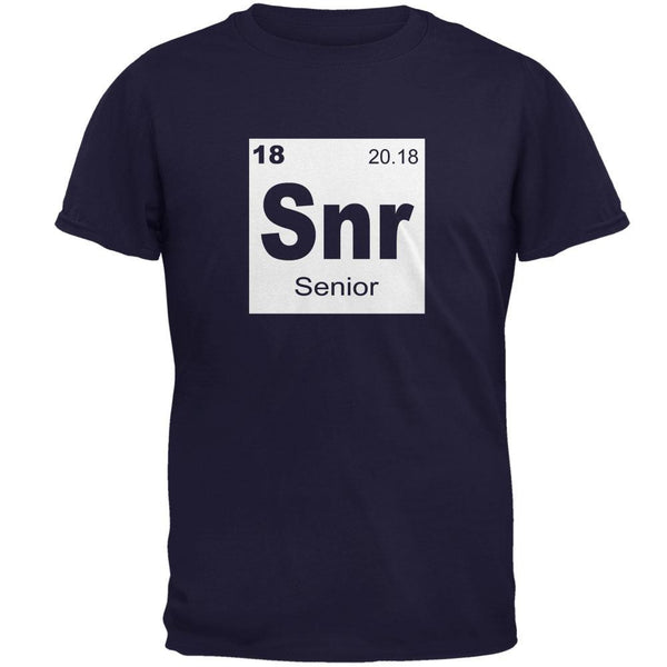 Graduation - Senior Periodic Table 2018 Mens T Shirt
