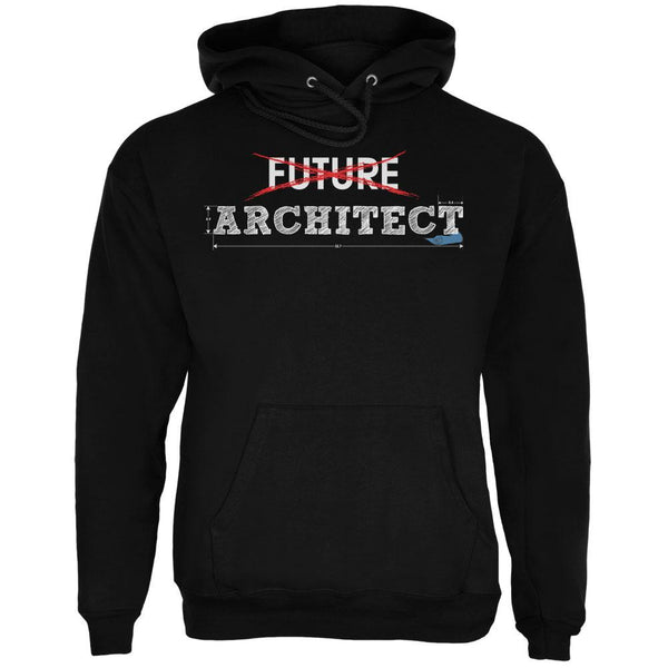 Graduation - Future Architect Mens Hoodie