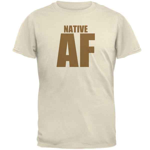 Native AF Mens T Shirt