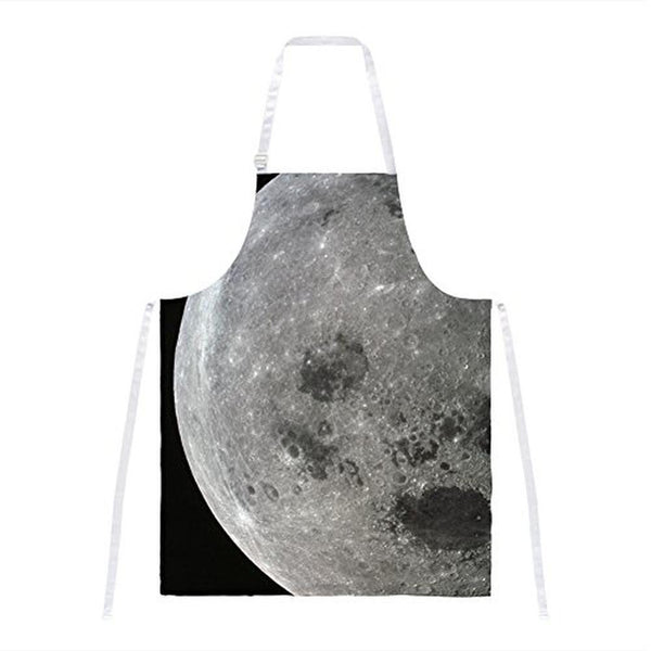 Moon All Over Apron