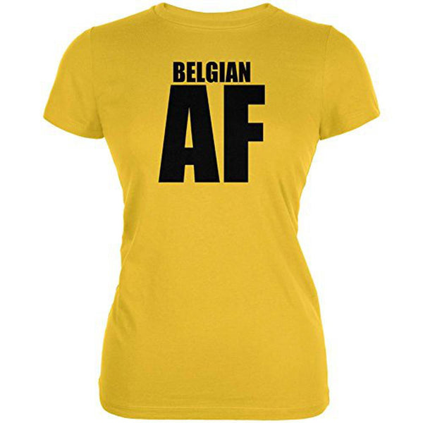 Belgian AF Juniors Soft T Shirt