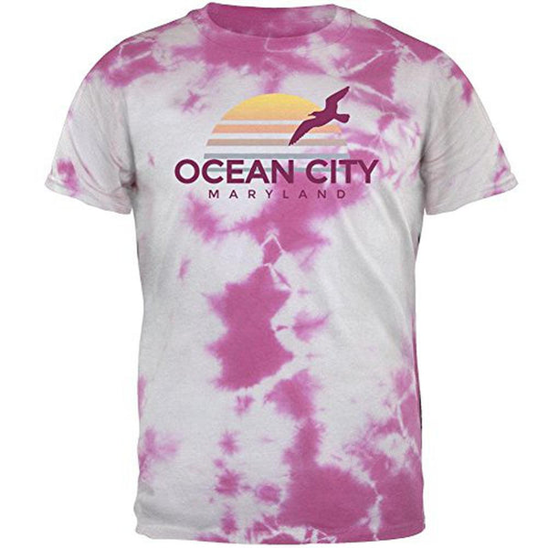 Beach Sun Ocean City Maryland Mens T Shirt