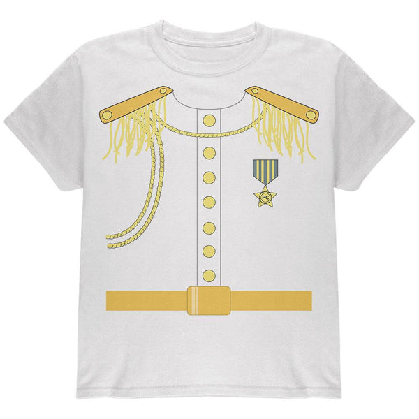 Halloween Prince Charming Costume Youth T Shirt