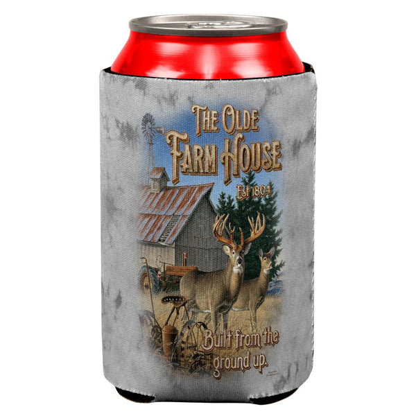The Olde Farm House All Over Can Cooler
