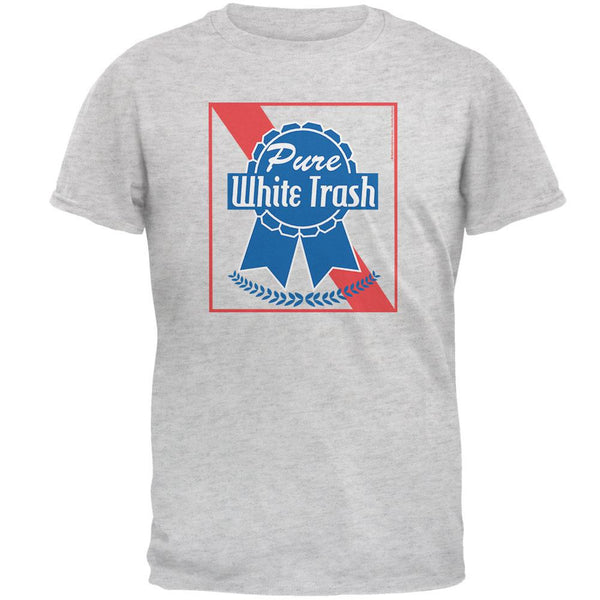 Pure White Trash Mens T Shirt