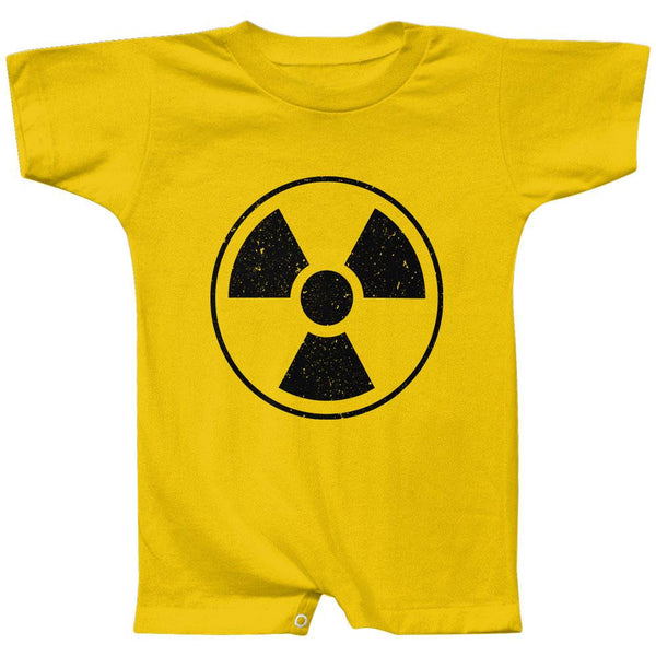 Distressed Nuclear Baby Romper