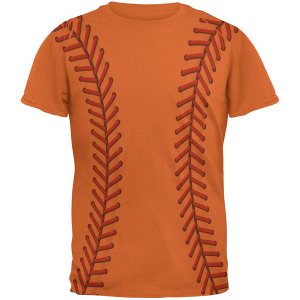 Baseball Stitches Mens T Shirt