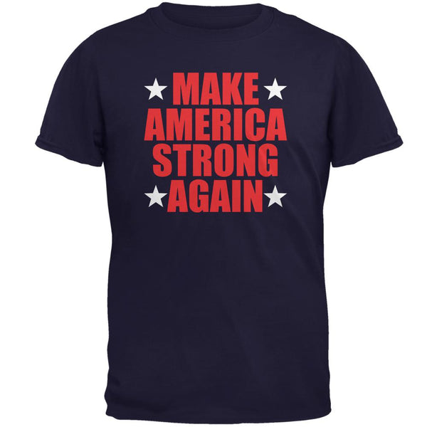 Election 2016 Make America Strong Again Mens T Shirt